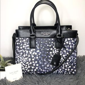 KATE SPADE SATCHEL CAMERON MEDIUM SOIRÉE DOT